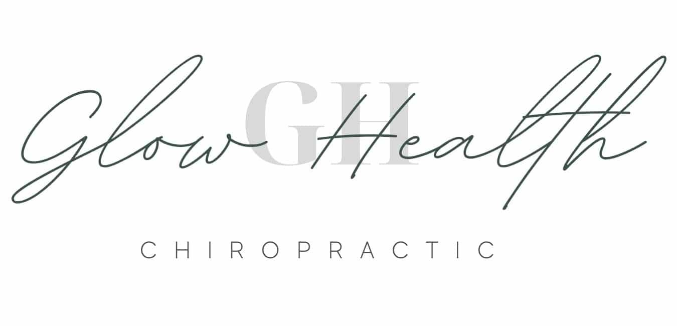 Best Chiropractor in London Covent Garden and Mayfair - Glow Health Chiropractic Logo